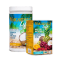 Margaritaville Life Extra Virgin Coconut Oil + Whole Food Multivitamin