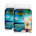Margaritaville Life Tropical Smoothie Mix Protein Powder - (2 Tubs | 1 Month Supply)