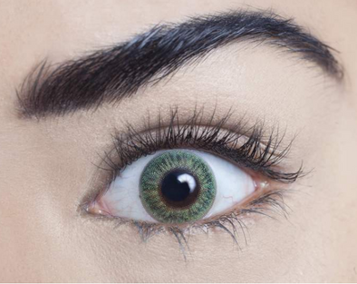 The Best Green Contact Lenses for Brown Eyes – go Emerald Green