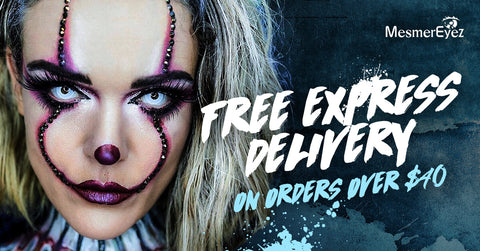 Free Express Deliver On Orders Over $40
