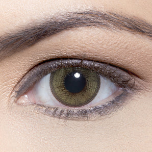 Solflex Natural Mel Colour Contact Lense. Available In A Variety Of Durations. Coloured Green &Type Solflex