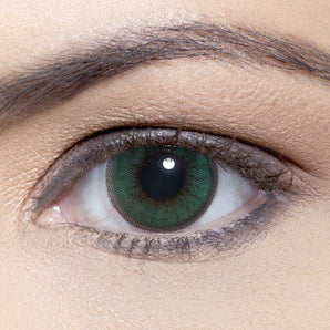 Solflex Natural Verde Colour Contact Lense. Available In A Variety Of Durations. Coloured Green &Type Solflex