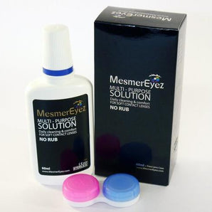 Solution - Contact Lens Solution & Case