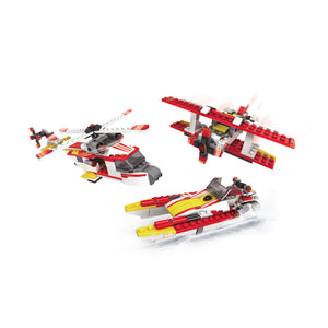 OX Rescue Squad - Building Toy 153pcs