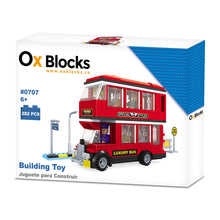 OX Urban - Building Toy 282pcs