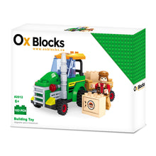 OX Farm - Building Toy Set 192pcs