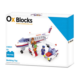 OX Urban - Building Toy 252pcs