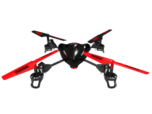 XDrone HD- 2.4G 6 Axis Gyro HD Camera RC Quadcopter