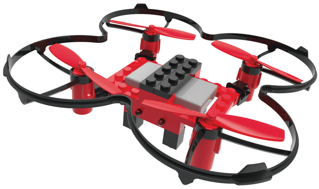 XDrone DIY- Building blocks RC quadcopter 2.4GHz remote control drone, build it yourself and fly