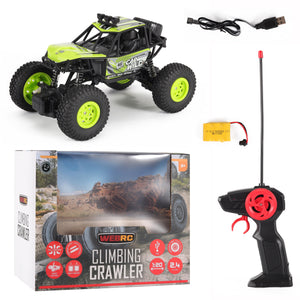 WebRC 1:20 4x4 2.4GHz RC Off-Road Climbing Crawler USB