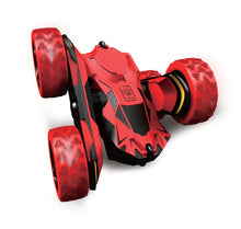 WebRC 1:28 Flip Force RC 15Km/hr LED 2.4ghz USB