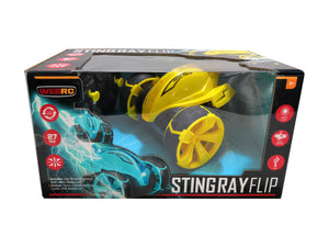 WebRC 360 Radio Control Sting Ray Flip Car