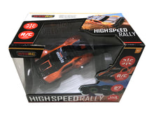 WebRC 1:43 High Speed Rally RC 15km/hr LED USB
