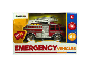 Fire Truck Light & Sound by Grooyi