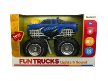 Fun Trucks  Light & Sound by Grooyi