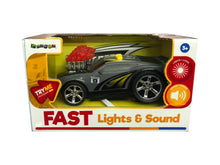 Fast Light & Sound by Grooyi