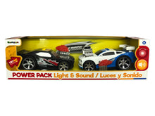Power Pack Light & Sound v1 by Grooyi
