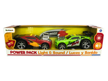 Power Pack Light & Sound v3 by Grooyi