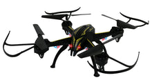 XDrone QY66-D2. 2.4G with 0.3MP camera, LiPo, USB charging