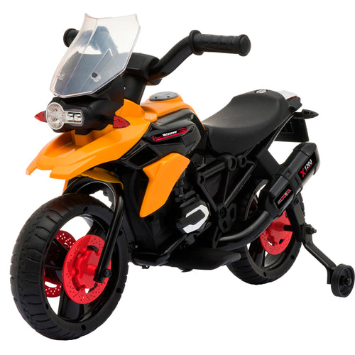 B/O Children Motorcycle with light, sound and forward. Motor 25W, 2 colors assorted