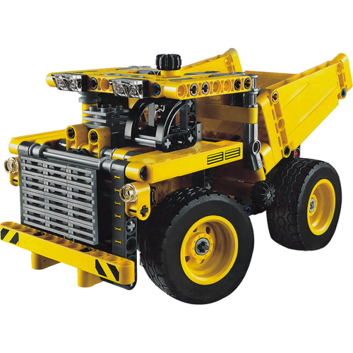 Building Toy 375pcs - 2 in 1 Mining Truck