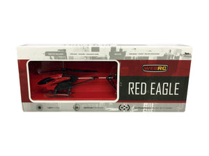WebRC - Red Eagle Helicopter