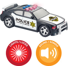 Police Light & Sound by Grooyi