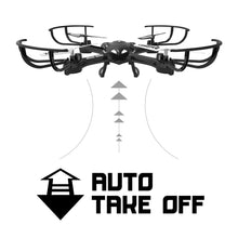 XDrone 2- 6-Axis Gyro RC quadcopter toy drone with remote controller & battery