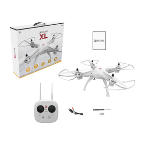 XDrone XL- Giant 6 Axis gyro RC quadcopter.