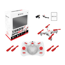 XDrone Zepto REC- Mini foldable RC camera drone, FPV Wi-Fi RC quadcopter remote control drone
