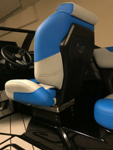 Load image into Gallery viewer, Drivers seat risers for Axis boats Adjustable From 3 3/8 To 4 7/8.