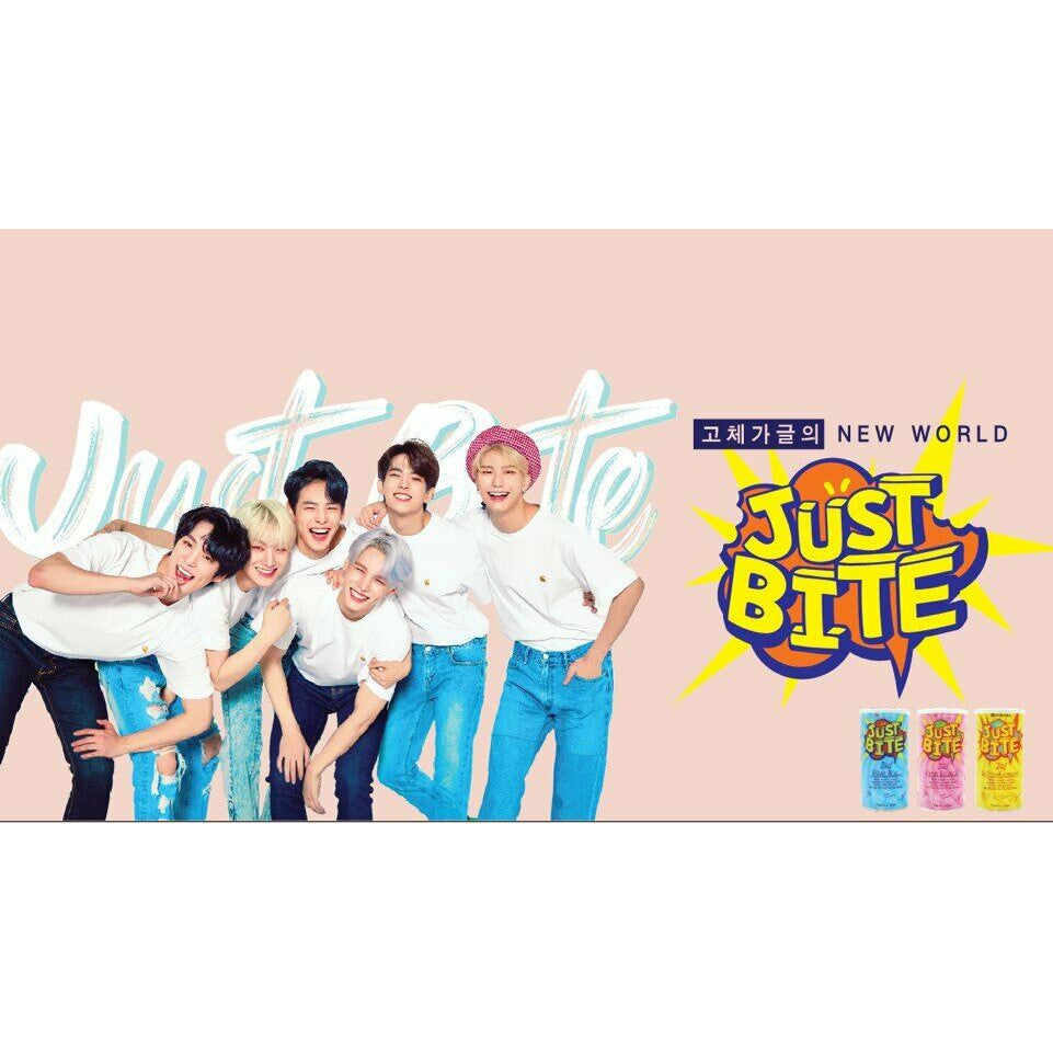 JustBite×Victon Chewable Solid Toothpaste Gargle 30Tablets with Free Photocard, , Dr.Bricks, KOREASTAGRAM- KOREASTAGRAM  |  BEAUTY IS IN OUR DNA
