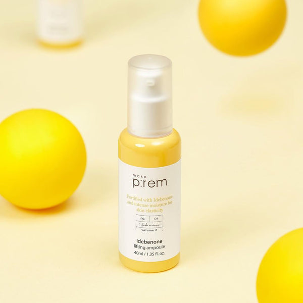 Make p:rem Idebenone Lifting Ampoule 40ml