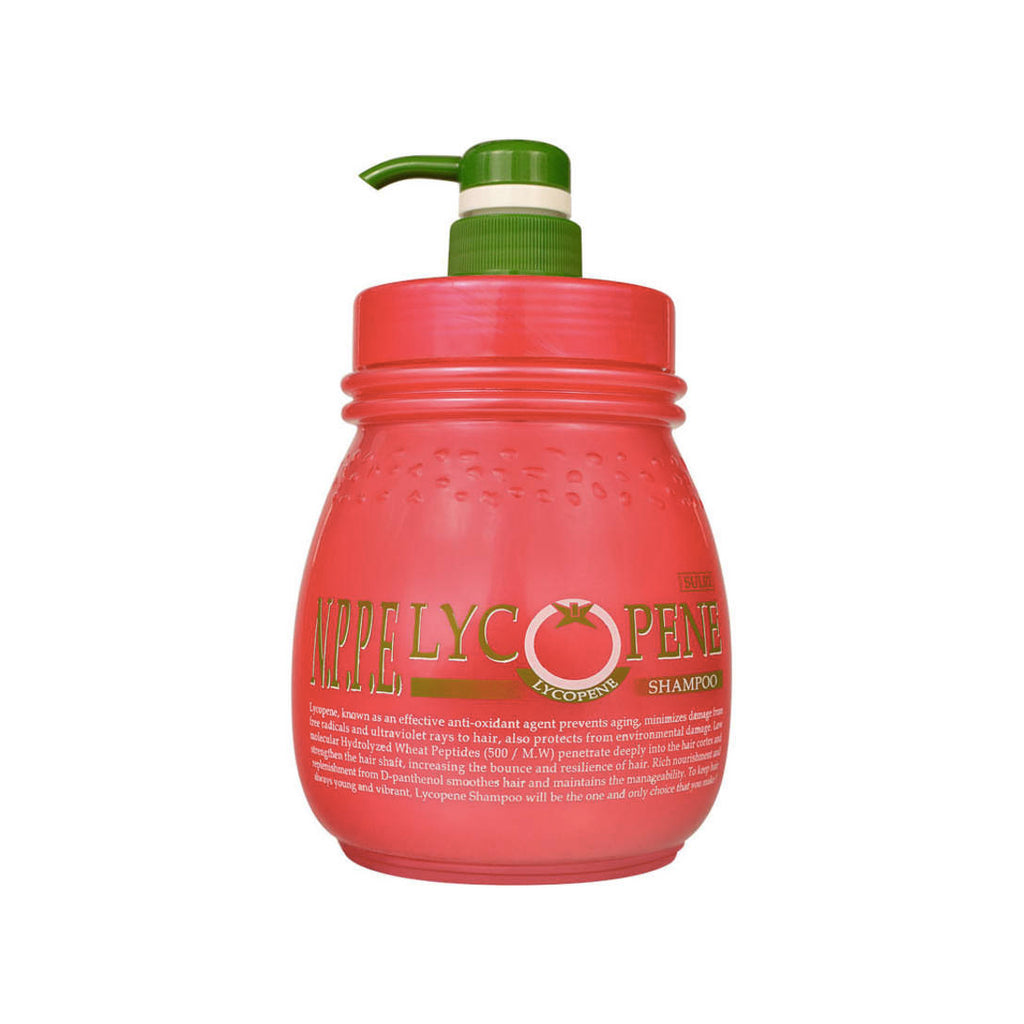 Shaan Honq N.P.P.E Lycopene Shampoo 1000 ml 33.3 Oz for Damaged Hair - KOREASTAGRAM