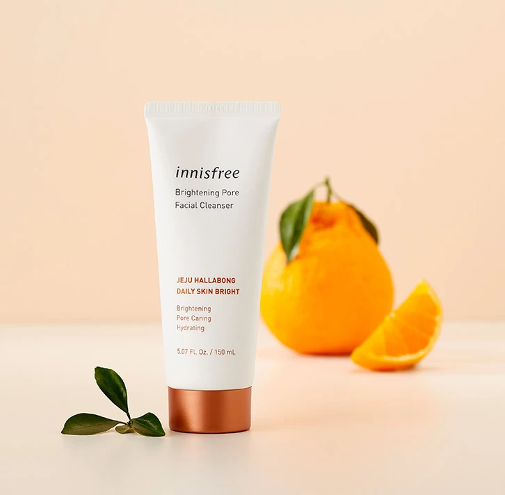 innisfree Brightening Pore Facial Cleanser 30ml, , innisfree, KOREASTAGRAM- KOREASTAGRAM  |  BEAUTY IS IN OUR DNA