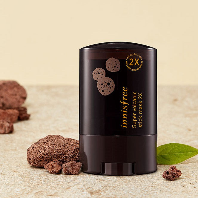 innisfree Super Volcanic Stick Mask 2X 27g, , innisfree, KOREASTAGRAM- KOREASTAGRAM  |  BEAUTY IS IN OUR DNA