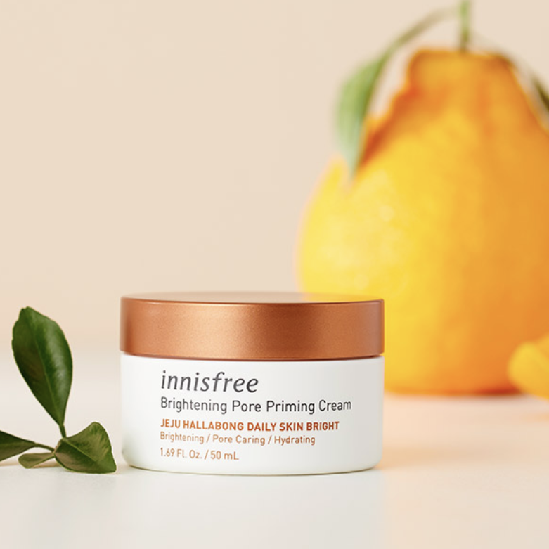 innisfree Brightening Pore Priming Cream 50ml, , innisfree, KOREASTAGRAM- KOREASTAGRAM  |  BEAUTY IS IN OUR DNA