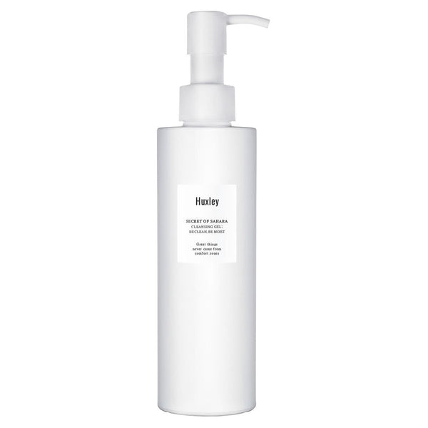 Huxley Secret of Sahara Cleansing Gel ; Be Clean Be Moist 6.76oz