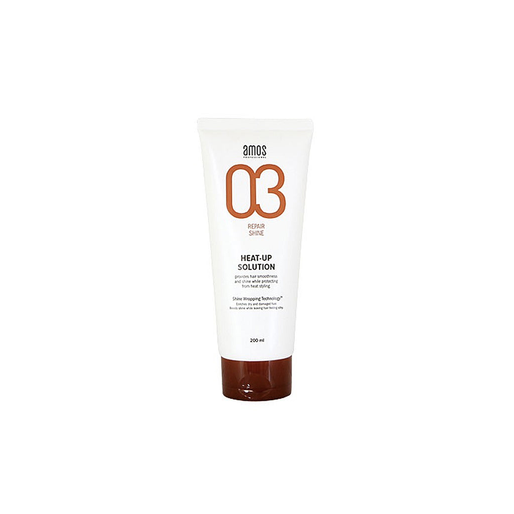 Amore Pacific Amos Repair Shine Heat Up Solution 6.7 oz 200 ml Damaged Hair, , Amore Pacific Amos, KOREASTAGRAM- KOREASTAGRAM  |  BEAUTY IS IN OUR DNA