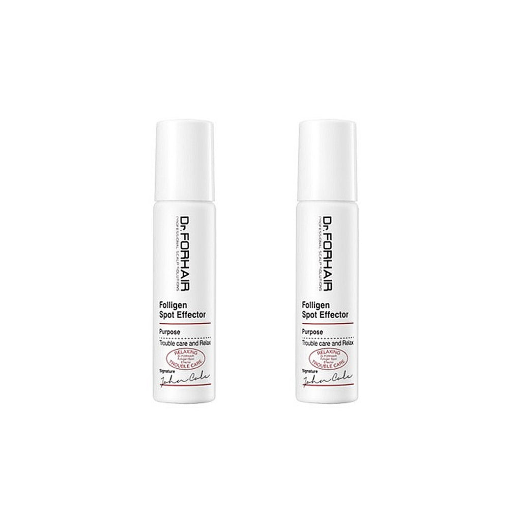 Dr. FORHAIR Folligen Spot Effector 15ml 0.5oz Trouble care and Relax, , Dr. FORHAIR, KOREASTAGRAM- KOREASTAGRAM  |  BEAUTY IS IN OUR DNA