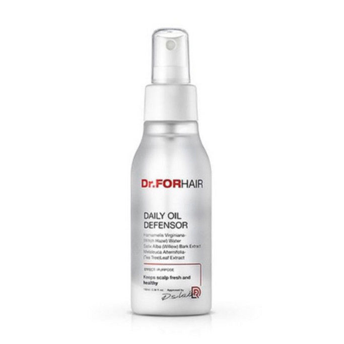 Dr. FORHAIR Daily Oil Defensor 3.3 Oz / 100 ml Scalp Fresh & Healthy, , Dr. FORHAIR, KOREASTAGRAM- KOREASTAGRAM  |  BEAUTY IS IN OUR DNA