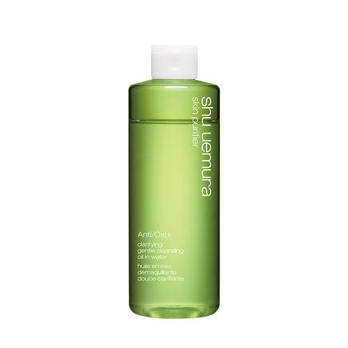Shu Uemura Anti/Oxi+ Clarifying Gentle Cleansing Oil in Water 290 ml / 9.82 oz, , Shu Uemura, KOREASTAGRAM- KOREASTAGRAM  |  BEAUTY IS IN OUR DNA
