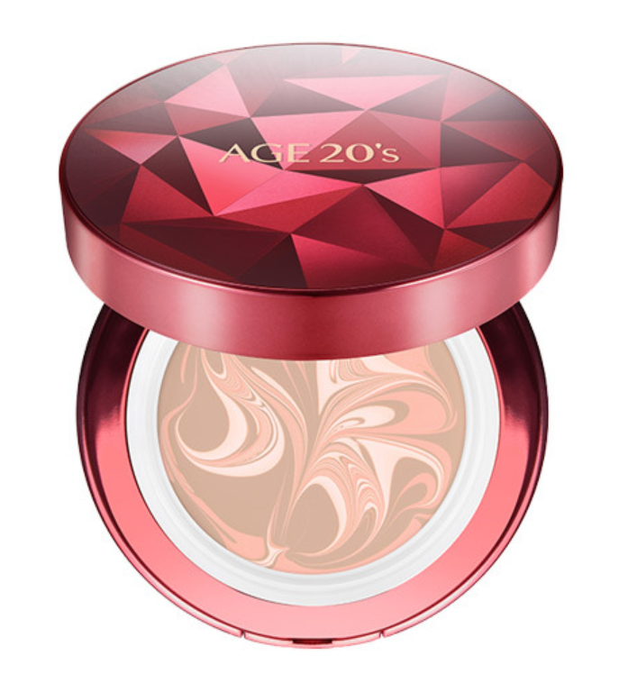 AGE 20's All New Essence Cover Pact XF 12.5g 0.44Oz SPF 50+ PA+++, , Age 20's, KOREASTAGRAM- KOREASTAGRAM  |  BEAUTY IS IN OUR DNA