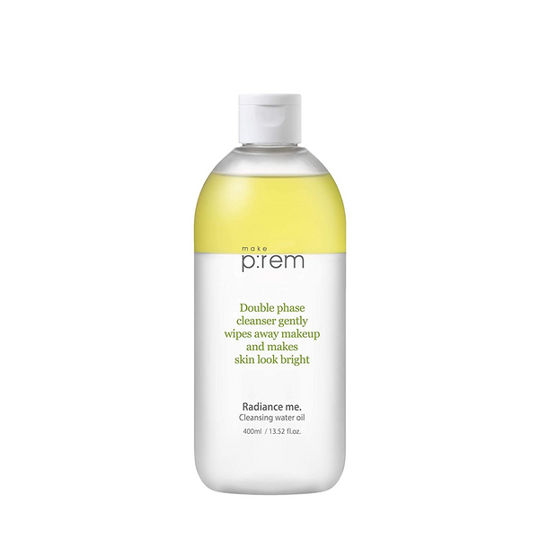 Make p:rem Radiance Me. Cleansing Water Oil 400ml