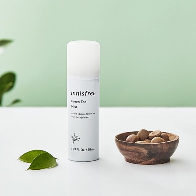 innisfree Green Tea Mist 50ml x 3, , innisfree, KOREASTAGRAM- KOREASTAGRAM  |  BEAUTY IS IN OUR DNA
