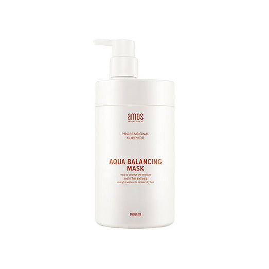 Amore Pacific Amos Aqua Balancing Mask 1000 ml 33.8 oz  Damaged Hair, , Amore Pacific Amos, KOREASTAGRAM- KOREASTAGRAM  |  BEAUTY IS IN OUR DNA