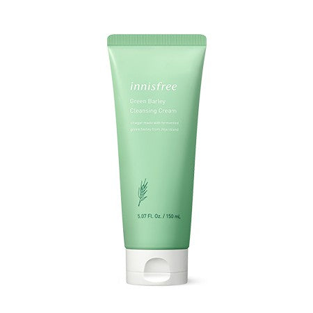 innisfree Green Barley Cleansing Cream 150ml