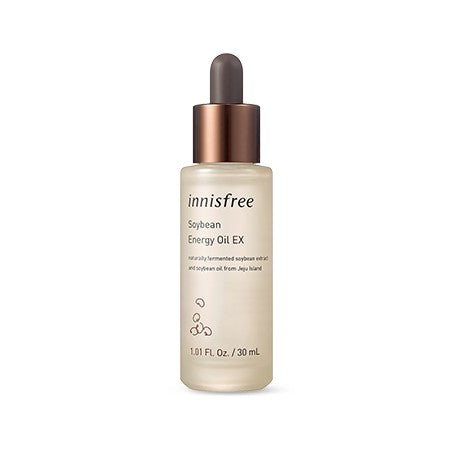 innisfree Soybean Energy Oil EX 30ml, , innisfree, KOREASTAGRAM- KOREASTAGRAM  |  BEAUTY IS IN OUR DNA