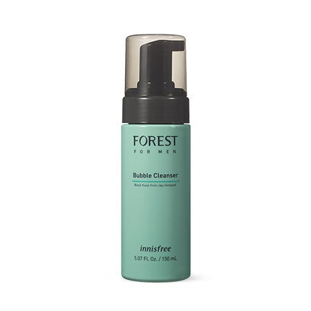 innisfree Forest for Men Bubble Cleanser 150ml, , innisfree, KOREASTAGRAM- KOREASTAGRAM  |  BEAUTY IS IN OUR DNA
