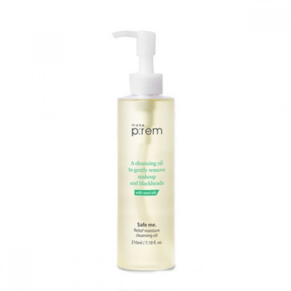 Make p:rem Safe Me. Relief Moisture Cleansing Oil 210ml